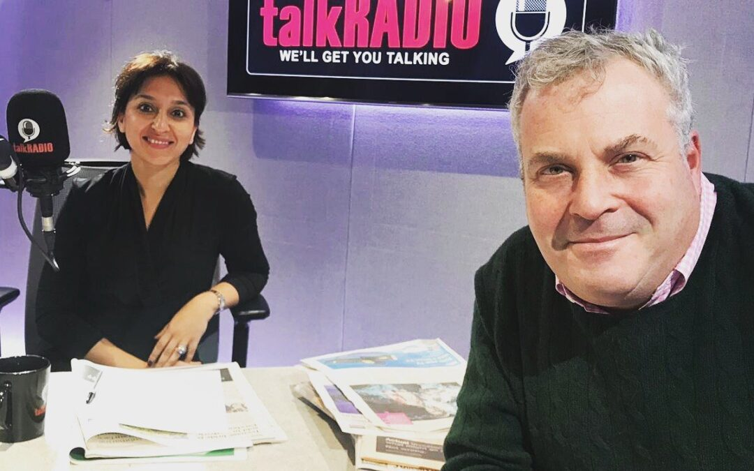 Fortune Law's Shainul Kassam dissects the business news on Early Breakfast with James Max on talkRADIO