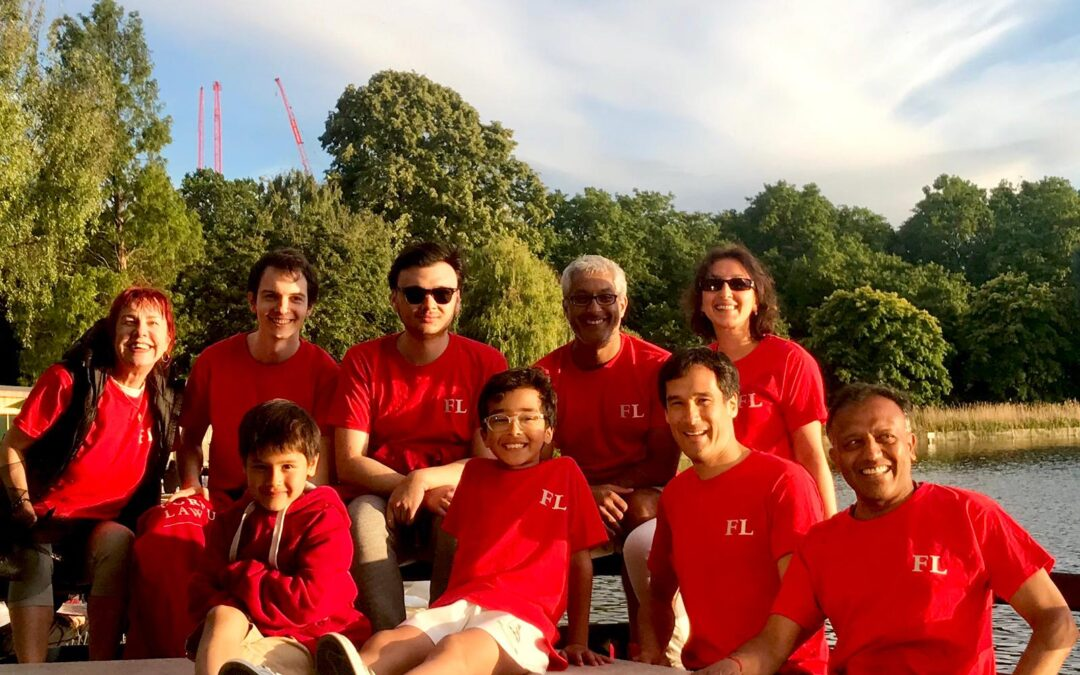 Team Fortune have once again supported The London Legal Support Trust.