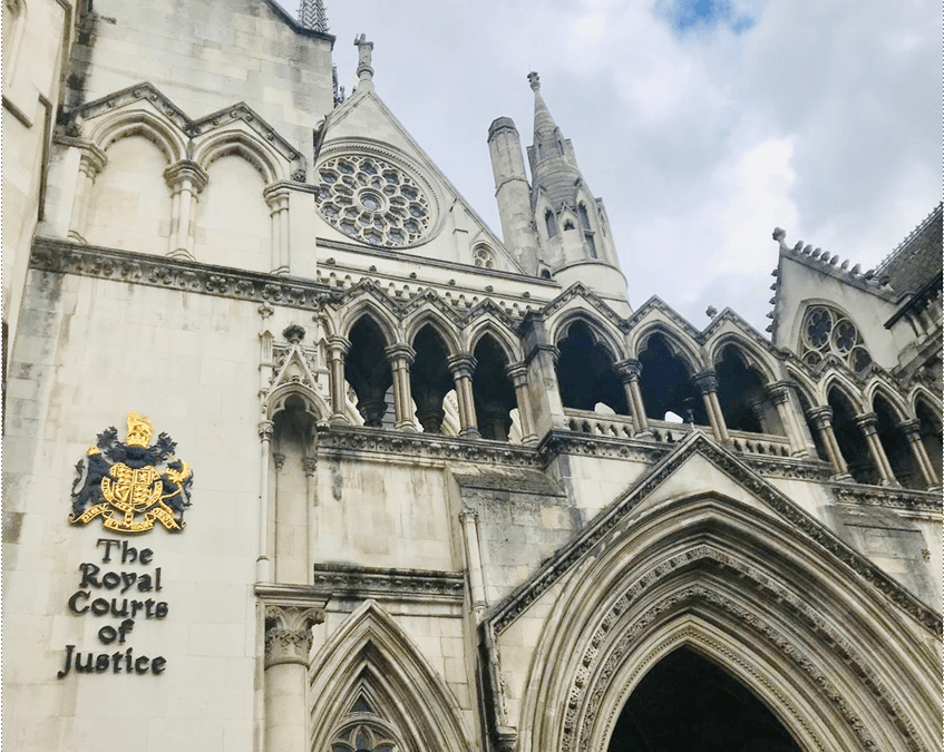 Can accountants represent a company at court?