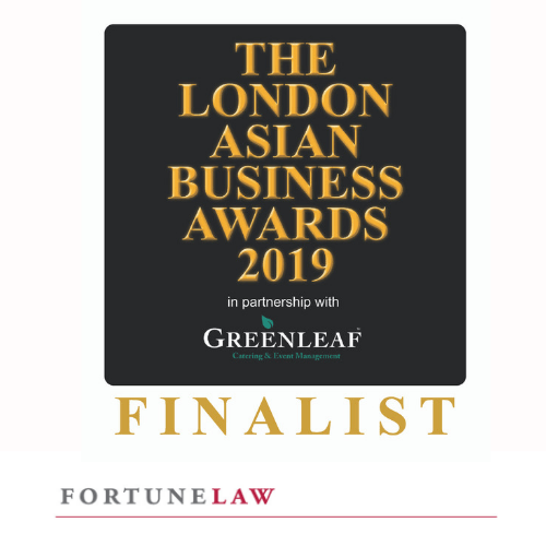 Fortune Law is pleased to announce that Shainul Kassam is a Finalist
