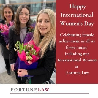 International Women's Day-Fortune Law-Specialist Commercial Lawyers